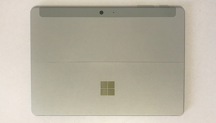 Surface Go2 液晶裏