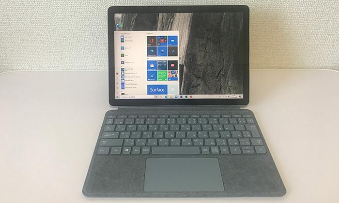 Surface Go2 全体2