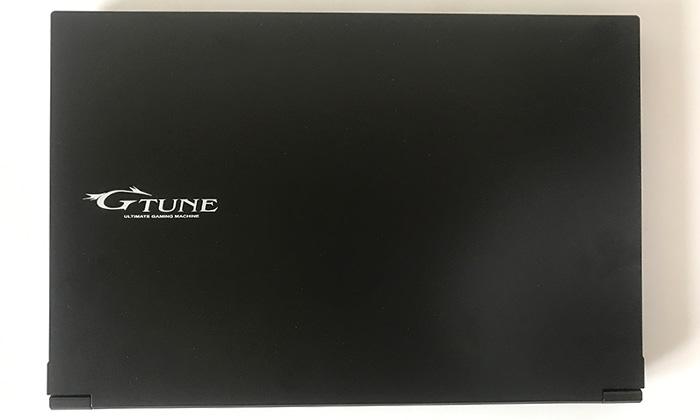 G-Tune P5_天面