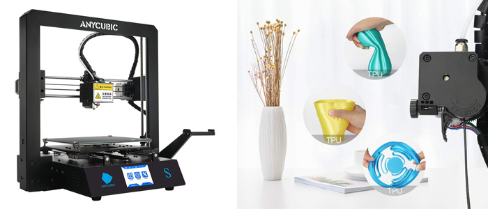 『ANYCUBIC』 MEGA-S 3Dプリンターの画像