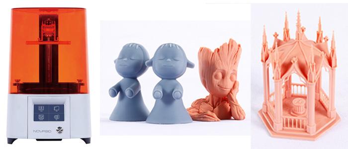 『NOVA3D』 ELFIN2 3Dプリンタの画像