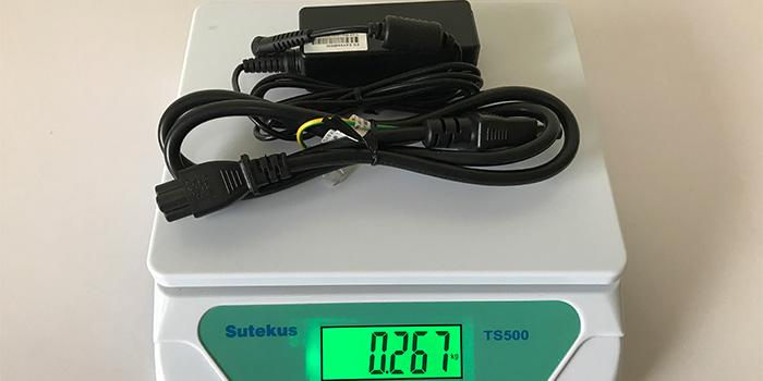 ドスパラ DX-C5 AC重量