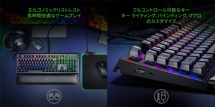 Razer【Blackwidow Elite】