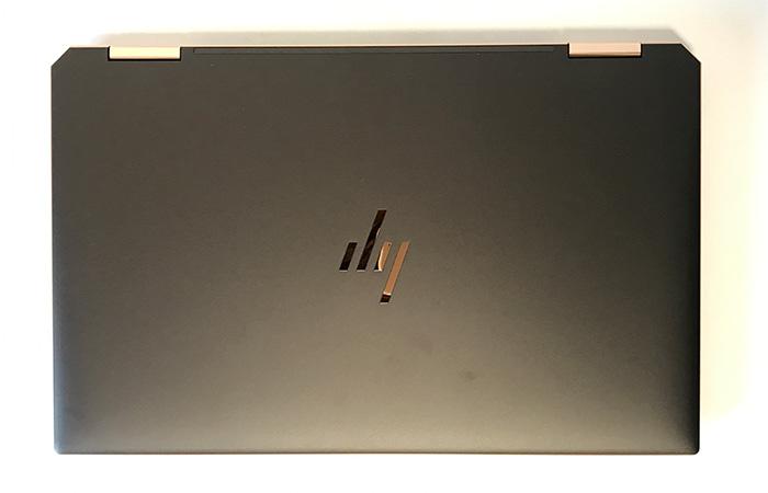 Spectre-x360-13の天面