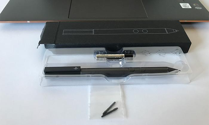 Spectre-x360-13のペン