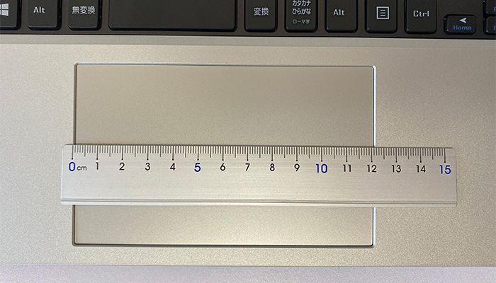 MOUSEB5-i5 タッチパッド