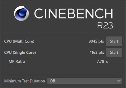 CINEBENCH-X5R7