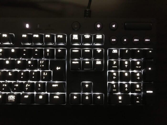 G610 ライト1