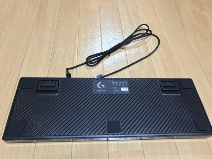 G610 中身