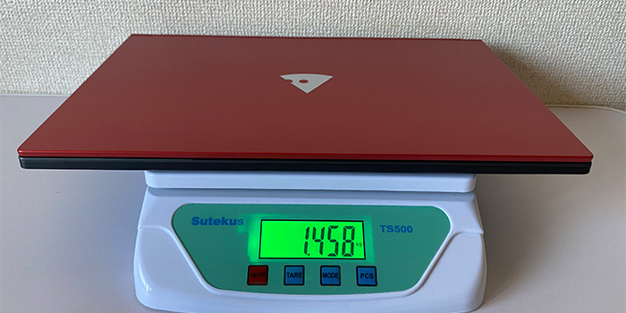 X5-R7 本体重量