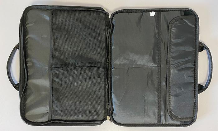 Evoon マルチパソコンケース パソコンケース側ポケット