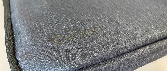 Evoon マルチパソコンケース ロゴ