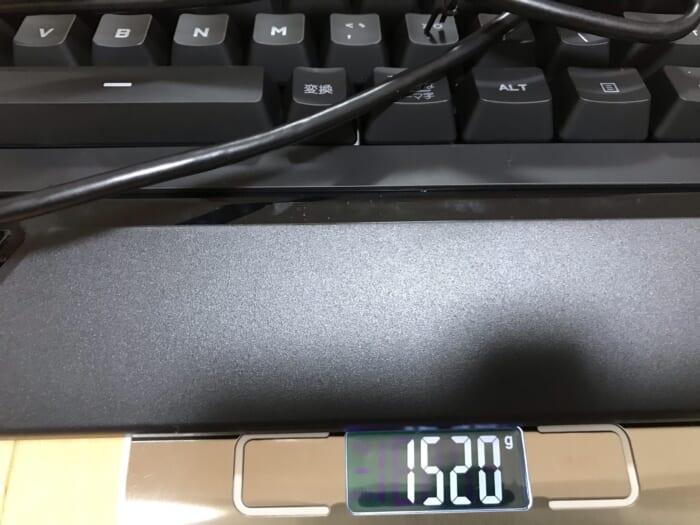 G910r 重さ