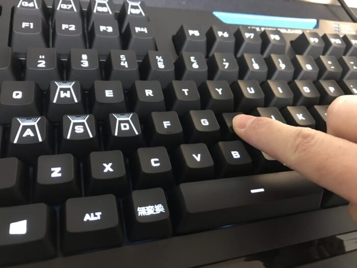 G910r-typing