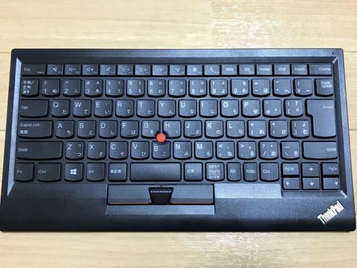 ThinkPad キーボード 配列1