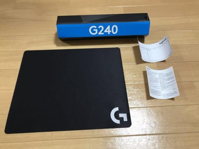 G240t 中身