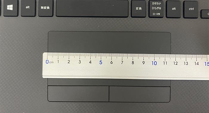 HP 250 G7 タッチパッド