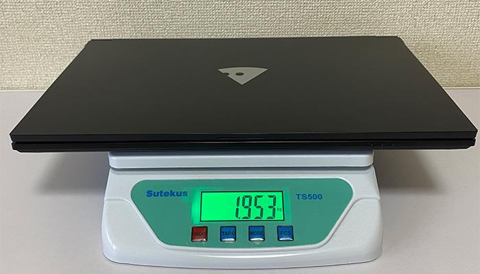 mouseK5 本体重量