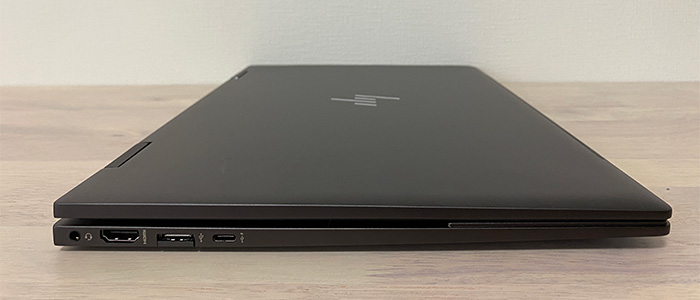 HP-ENVY-15eeの左インターフェース