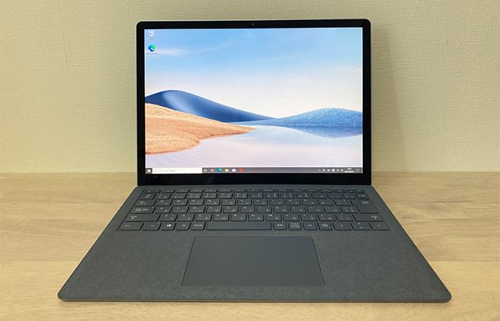 Laptop4の全体