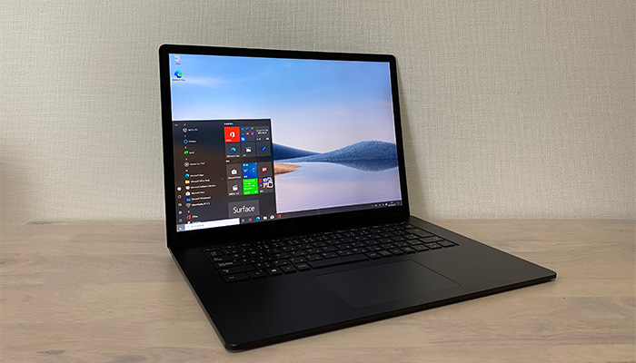 Surface_laptop4_15ryzenの全体幅