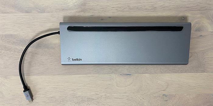 Belkin USB-C 11-in-1マルチポートドック