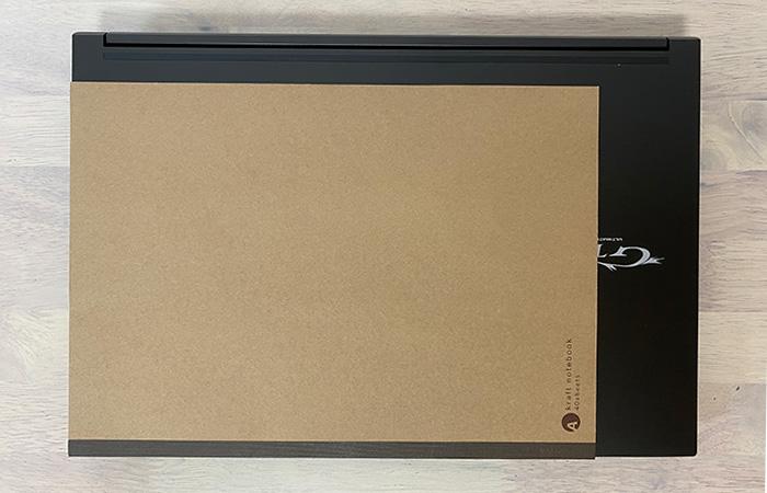G-Tune H5のA4比較