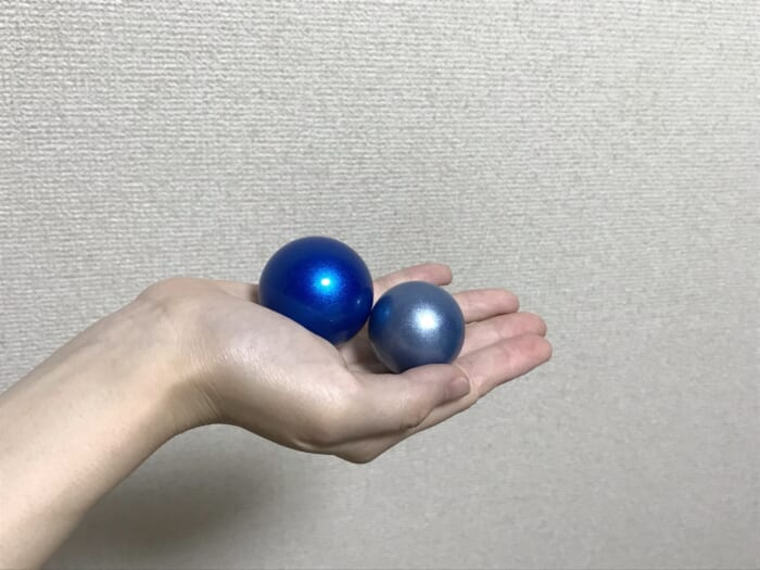 OrbitTrackball with Scroll Ring ボール