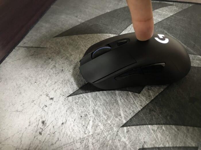 Mm300 マウス