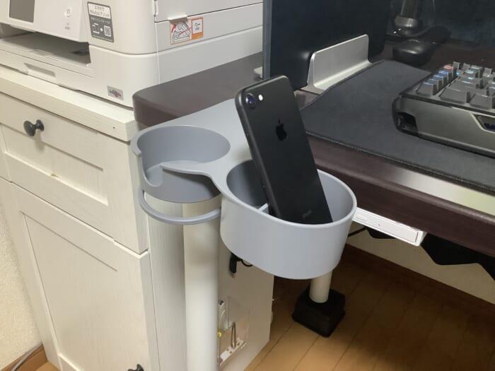 ドリンクホルダー iphone2