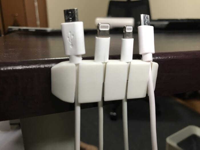 Cable Holder 100均