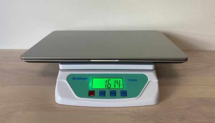 DX-T7の重量